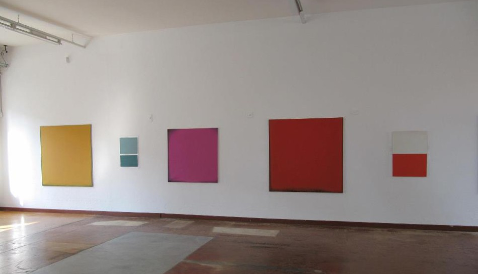 radical painting - juried exhibition in the museum bickel, 2012 walenstadt / switzerland