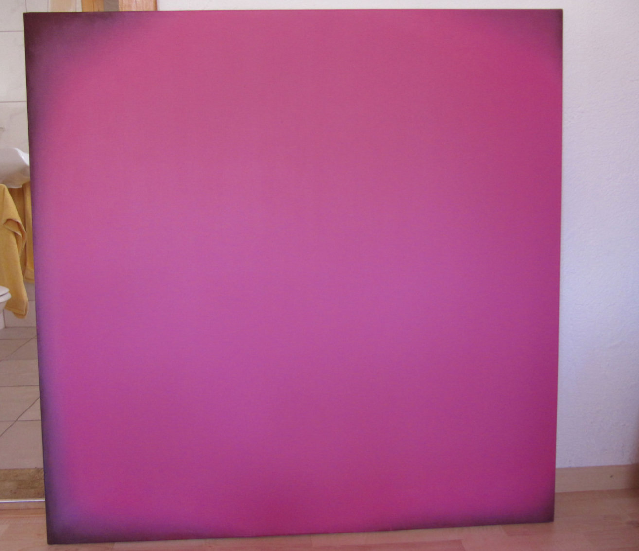 radical painting - chinacridon, 2009