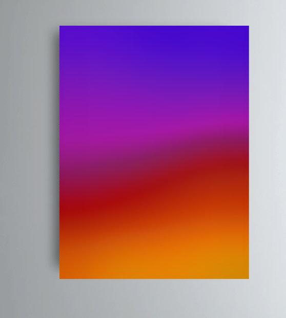 abstrakte fotografie - abstract no.43, 2018