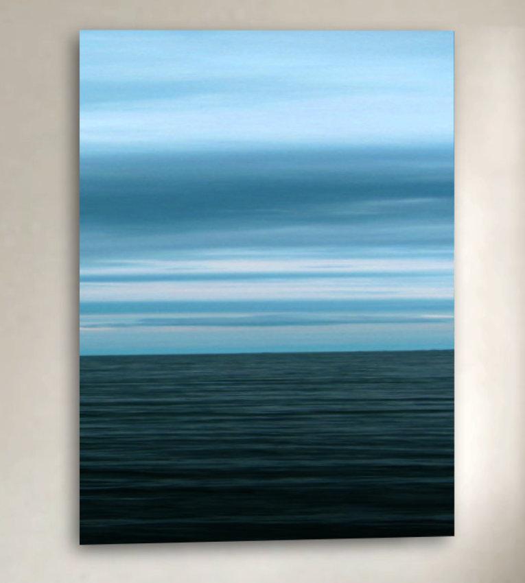 """abstrakte fotografie / landscape no. 16 - series """"landscapes"""""""